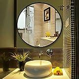 Lnxd Home Badezimmer spiegel Badezimmer Wand hängenden runden Spiegel Spiegel Spiegel Spiegel...