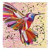 goldbuch Poesiealbum 'Flower Kolibri', 165 x 165 mm VE = 1