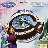 Decocino Zucker-Tortenaufleger Disney Frozen HOCHWERTIGER Tortenaufleger Eiskönigin von DEKOBACK |...