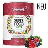 Multivitamin Superfood mit Acai, Matcha Tee & Spirulina Pulver | Für Protein Shake oder Smoothie |...