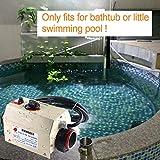 Swimmingpool Thermostat 220V 3KW SPA-Heizung elektrische Heizung