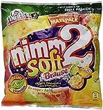 nimm2 soft Brause – Ploppende Bonbons mit aufregender Brause-Füllung als Naschspaß für dieganze...