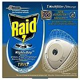 Raid Night & Day Trio Insektenstecker Nachfüller, 1er Pack