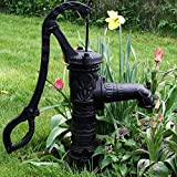 Schwengelpumpe Antik Vintage Gartenpumpe Handschwengelpumpe Handpumpe Nostalgie für den Garten mit...
