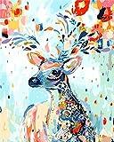 DIY ölgemälde Malen nach Zahlen Neuerscheinungen Neuheiten - DIY Gemälde durch Zahlen, Malen nach...