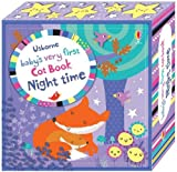 Baby's Very First Cot Book Night Time (Baby's Very First Books)