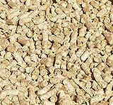 Jumbogras Kleintier-Einstreu-Pellets 25 kg aus Miscanthus/Elefantengras/Chinagras für...