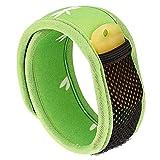 Bramble Premium Mückenschutz, abschreckendes Insekten-Armband mit zwei Nachfüllpackungen. Kann am...