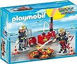 PLAYMOBIL 5397 - Brandeinsatz mit Löschpumpe