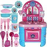 Disney Kinderküche - Kinderspielküche - Spielküche Deluxe Frozen