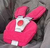 ByBoom - Gurtpolster Set - universal für Babyschale, Buggy, Kinderwagen, Autositz
