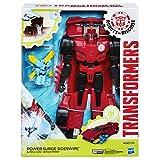 Hasbro Transformers B7068ES0 - Robots In Disguis Power Heroes Klasse - Sideswipe und Windstrike,...