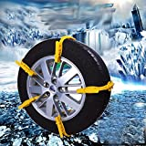 Sedeta® 1Pcs Universal Auto Snow Winter Tire Chain Car Vehicle Truck Wheel Antiskid Antislip Easy...