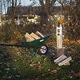 Neue 2018 Logosol Schwedische Smart-Splitter manuelle Holzspalter auffallende Axt Gewicht