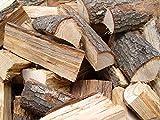 10 Kilogramm KG Premium 33 cm lang getrocknet Kaminholz Brennholz Feuerholz im Karton verpackt, 100%...