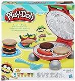 Hasbro Play-Doh B5521EU6 - Burger Party, Knete