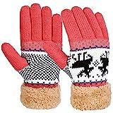 Vbiger Winter Handschuhe Warme Handschuhe Baumwolle Damen Frauen Handschuhe