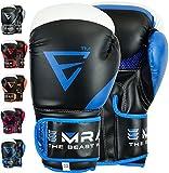 Emrah geladen V-2Boxhandschuhe Muay Thai Training Maya Hide Leder Sparring Boxsack Handschuhe...