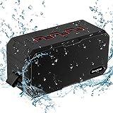 Bluetooth Lautsprecher, IP67 Wasserdicht Lautsprecher von DEEPOW, Outdoor Tragbar Musik Box für...