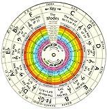 & # •; Dial A Note & # •; Zifferblatt Harmony & # •, Zifferblatt Musik Theorie & # •;