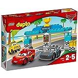 Lego 10857 Duplo Piston-Cup-Rennen, Kleinkinder-Spielzeug