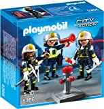 PLAYMOBIL 5366 - Feuerwehr-Team