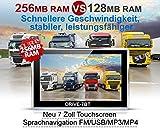7 Zoll GPS Navi Navigationsgerät Navigationsystem DRIVE-7BT Für LKW,PKW, BUS,WOHNMOBIL und CAMPER....