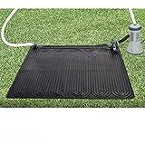 Solar-Matte, Wassererwärmung durch Sonnenkraft, 120 x 120 cm || Solarheizung Pool Heizung...