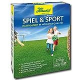 Hauert Spiel- und Sportrasen 2,5 KG - 813072