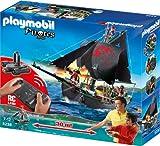 PLAYMOBIL 5238 - Piratensegler mit RC-Unterwassermotor
