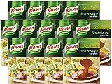 Knorr Feinschmecker extra feine Braten Soße, 13er-Pack (13 x 250 ml)
