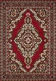 Lalee  347057146  Klassischer Teppich / Orientalisch / Rot / TOP Preis / Grösse : 120 x 170 cm