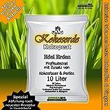 Kokos-Anzuchterde Premium für tropische und subtropische Pflanzen, Erde zur Aussaat 10 Ltr. - PROFI...