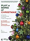 Play A Song Of Christmas - Variable Mixed Ensemble Or Solo With Accompaniment (Cello/String...