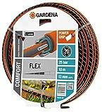Gardena 18030-20 Schlauch Comfort FLEX, Mit Power Grip Profil und Hochwertiges Spiralgewebe...