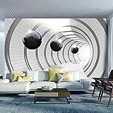 murando - Fototapete Abstrakt 300x210 cm - Vlies Tapete - Moderne Wanddeko - Design Tapete -...