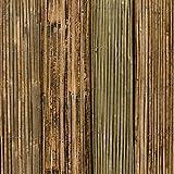 Bambusmatte Bambussichtschutz 300x100 cm