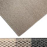 Moderner Teppich in Premium Sisal Optik | ausgezeichnet mit GUT-Siegel | pflegeleichtes Flachgewebe...