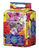 Floragard Aktiv-Pflanzenerde 20 L • Premium-Blumenerde für Balkon- und Kübelpflanzen • zum...