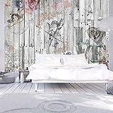 murando - Fototapete 350x245 cm - Vlies Tapete - Moderne Wanddeko - Design Tapete - Wandtapete -...
