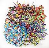 Chupa Chups Süßigkeiten Party-Mix, 200 Stück 1870 g, nur Markenware, Klassiker + Spezial-Artikel:...
