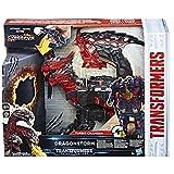 Hasbro Transformers C0934EU4 - Movie 5 Mega Turbo Changer Dragonstorm, Actionfigur