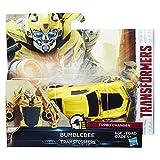 Hasbro Transformers C1311ES0 - Movie 5 Turbo Changer Bumblebee, Actionfigur
