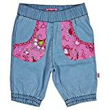 ME TOO Baby Mädchen Capri-Jeans, Größe:98, Farbe:denim