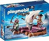 PLAYMOBIL 6682 - Piratenfloß