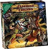 Hasbro - Dungeons & Dragons, 2. Erweiterung 'Verbotener Wald'