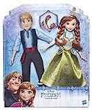 Hasbro Disney Die Eiskönigin B5168EU4 - Disney Die Eiskönigin Anna und Kristoff, Puppe