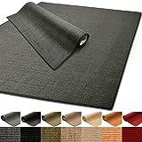 100% reines Sisal | Sisalteppich in verschiedenen Farben und vielen Größen (Grau, 120 x 180 cm)