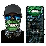 MMLC Fishing Company Face Shield Sturmhaube *viele verschiedene Designs* Multiunktionstuch Maske...