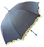 Schirm Damen Herren Regenschirm 50er Jahre Sonnenschirm schwarz Monro. Wunderschöner Traumhafter...